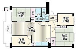 つきみ野駅 11.0万円