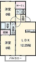 名古屋市営東山線 岩塚駅 バス6分 万場大橋下車 徒歩15分