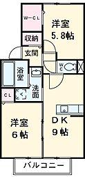 甚目寺駅 6.0万円