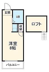 烏森駅 3.0万円
