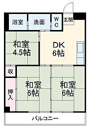 七宝駅 3.8万円