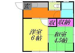 小菅駅 5.5万円