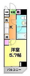綾瀬駅 6.3万円