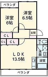 白沢渓谷駅 5.5万円