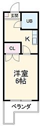 新瑞橋駅 3.5万円