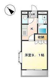 亀山駅 4.2万円