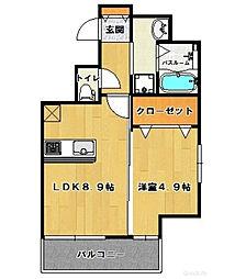 箱崎宮前駅 6.5万円
