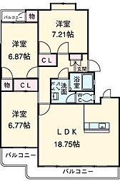 掛川駅 8.0万円