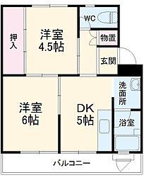 愛野駅 2.0万円