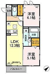 桜木駅 6.9万円