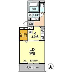 野田新町駅 7.4万円