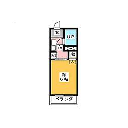 逢妻駅 3.5万円