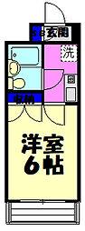 検見川駅 3.6万円