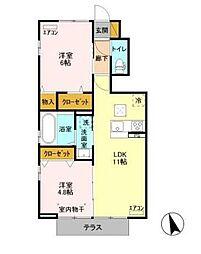 西千葉駅 9.6万円