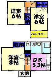 【敷金礼金0円!】総武本線 稲毛駅 徒歩30分