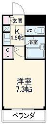 神領駅 3.6万円