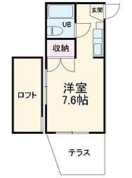 笹原駅 2.2万円