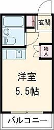 【敷金礼金0円!】西武池袋線 ひばりヶ丘駅 徒歩10分
