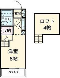 【敷金礼金0円!】メゾン・エム