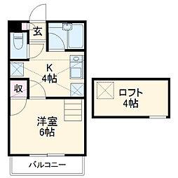 【敷金礼金0円!】東武小泉線 篠塚駅 徒歩29分