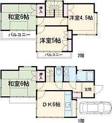 中央線 武蔵境駅 徒歩9分
