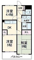 水戸駅 7.5万円