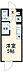 間取り,ワンルーム,面積12.42m2,賃料5.0万円,JR南武線 小田栄駅 徒歩6分,JR南武線 川崎新町駅 徒歩5分,神奈川県川崎市川崎区小田1丁目