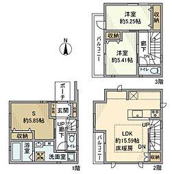 大岡山駅 24.2万円
