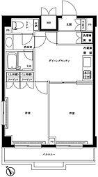 ルーブル上池台弐番館