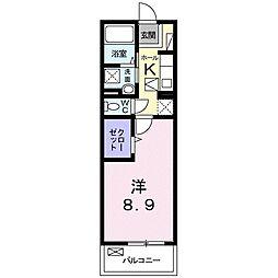 群馬総社駅 5.1万円