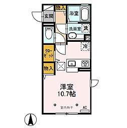 新前橋駅 5.3万円