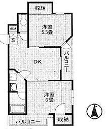 西小山駅 12.5万円