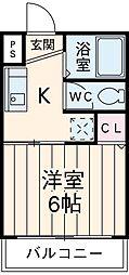 仙川駅 6.0万円