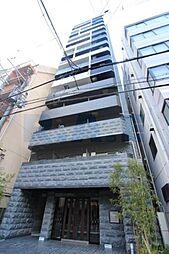 プレサンス上町台クレスト[9階]の外観