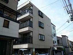 大阪府豊中市浜2丁目の賃貸マンションの外観
