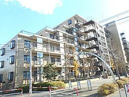 ライオンズマンション市川本八幡[1階]の外観