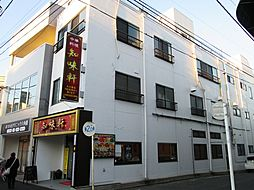 YOKOHAMA・BAY・サカス[302号室]の外観