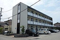 新潟県新発田市豊町4丁目の賃貸マンションの外観
