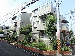 大阪府箕面市西小路4丁目の賃貸マンションの外観