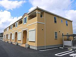 JR東北新幹線 宇都宮駅 バス21分 横川西小学校前下車 徒歩5分の賃貸アパート
