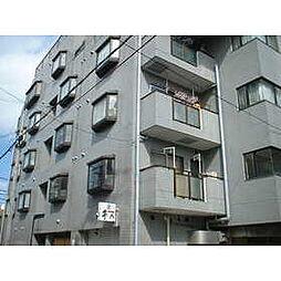 東京都大田区北嶺町の賃貸マンションの外観