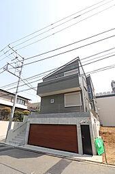 コスタブラバ・日吉[2階]の外観