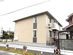 埼玉県三郷市鷹野5丁目の賃貸アパートの外観