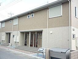 栃木県下都賀郡壬生町至宝3丁目の賃貸アパートの外観