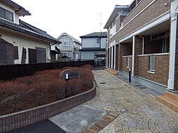 埼玉県狭山市笹井3丁目の賃貸アパートの外観