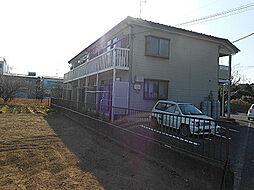 リトルコーポ[1階]の外観