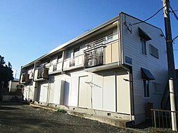 神奈川県厚木市戸室3丁目の賃貸アパートの外観