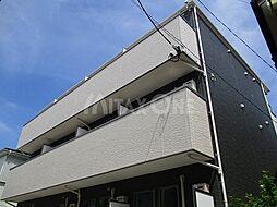 エザンス稲田堤[3階]の外観