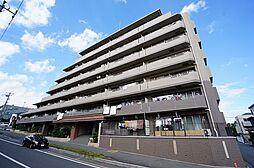 埼玉県和光市下新倉2丁目の賃貸マンションの外観