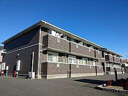 滋賀県近江八幡市堀上町の賃貸アパートの外観